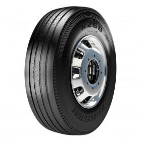 Pneu Aro 22.5 275/80R22.5 Bridgestone R268 149/146L 16 Lonas -LISO