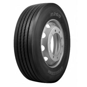 Pneu aro 22.5 295/80R22.5 Bridgestone R269 154/149L - LISO 18LONAS